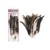 Zucker Feather Products Chinchillia Rooster Coque Tails