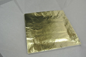 Imitation Gold Leaf (Gold#2.0) 140mm X 140mm - 1000 Sheets