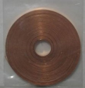 30m Roll Copper Restrip Reinforcement for Stained Glass