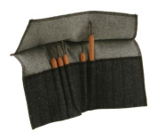 Wood is Good 170-2410 Dockyard Carving Set Tool Roll