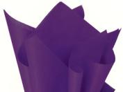 Purple Tissue Paper 38cm X 50cm - 100 Sheet Pack
