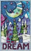 Mill Hill Sticks Beaded Cross Stitch Chart Pattern - Dream
