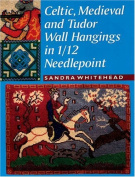 Celtic, Mediaeval and Tudor Wall Hangings in 1/12 Scale Needlepoint