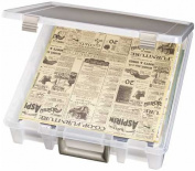 Art Bin 38cm by 36cm by 8.9cm Super Satchel Single Compartment Box