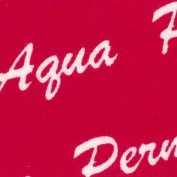Standard Cover Screenprinting Ink - Mid Red Permaset Aqua Fabric Magic 300ML