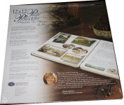 The creative memories collection 12 x 12 clear polypropylene page protectors 15 sheets +1 bonus protector protects 32 pages