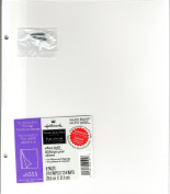Hallmark Large Choose-Your-Own Album AR6555 Self-Adhesive Refill Pages For Large 2-Ring or Post Bound Albums