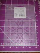 10cm Wonder Block Quilting Stencil
