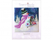 PineNeedles by McKenna Ryan SNOW BUDS - BUD01 Snow & Tell Pattern
