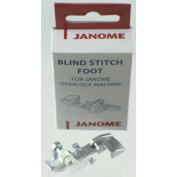 Janome Serger Overlock Blind Stitch Foot