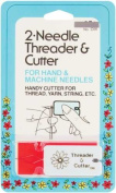 Needle Threader And Cutter