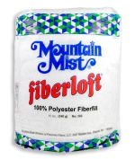 Mountain Mist Fiberloft Polyester Stuffing - 350ml Bag