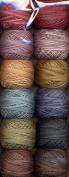 Valdani Size 12 Perle Cotton Embroidery Thread Reiko Kato Collection