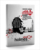Sherlock Holmes Hardcover Journal