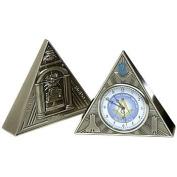 Masonic In Hoc Signo Vinces Desk Clock