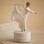 DEMDACO Willow Tree Dance of Life Musical Figurine