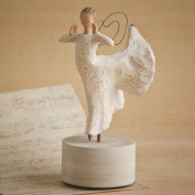 DEMDACO Willow Tree Song of Joy Musical Figurine