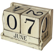 Ohio Wholesale Shabby Chic Perpetual Calendar, from our Everyday Collection