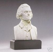 Sale - Thomas Jefferson Bust - Founding Father - THE Perfect Holiday Gift !