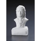 Willis Music Bach 13cm Composer Statuette