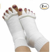 2014 New Yoga Foot Alignment Socks