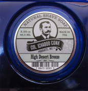 Colonel Conk's Natural Shave Soap, High Desert Breeze 70ml