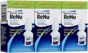 Bausch & Lomb renu MultiPlus Lubricating and Rewetting Drops-10ml, 3 pk