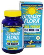 ReNew Life - Ultimate Flora Mega Potent 150 Billion - 30 Vegetarian Capsules