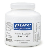 Pure Encapsulations - Black Currant Seed 250's