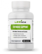 Thyroid Health, Metabolic Support and Weight Management Supplement By LES Labs