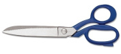 Deglon Vrac Packed Fish Scissors with Serrated Teeth, Nickel Plated