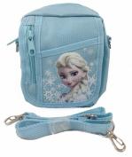 Disney Frozen Baby Blue Queen Elsa Camera Bag