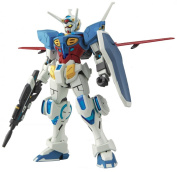 "Bandai Hobby HG #01 Gundam G-Self with Atmospheric Pack ""Reconguista in G"" Action Figure"