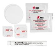 Nite Ize STPCR-11-R7 Nite Ize Steelie Car Mount Adhesive Replacement Kit - Car Mounts - Retail Packaging