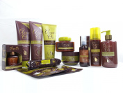 Special Offer- Argan Oil Complete Range Deluxe Pampering Spa Set Contains