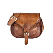 81stgeneration Genuine Leather Satchel Handbag Shoulder Cross-Body Festival Everyday Vintage Bag