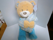 baby paws babys 1st bear blue