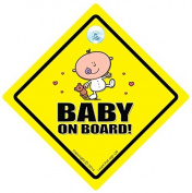 Baby on Board Sign, Baby on Board, Baby on Board car Sign, Unisex Baby On Board Sign, Unisex baby On Board car Sign, New Bear Car Sign, Baby Sign, Car Sign, Baby On Board, Baby Car Sign, Bumper Sticker, Grandchildren Car Sign