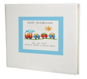baby record book,baby memory book,Gift Ideas,Train