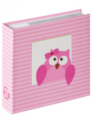 Walther Owlet Girl Pink 10x15 200 photos Baby Memo ME118R