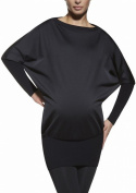 Bas Bleu Pregnancy Loose Fit Tunic Made Of High Quality Fabric In EU