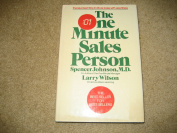 The One Minute Sales Person [Hardback]