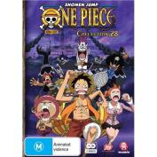 One Piece (Uncut) Collection 28  [Region 4]