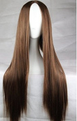 75cm Long Hair Heat Resistant Straight Cosplay Wig
