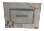 Pepperpot Baby Joy Boy 15cm x 10cm Photo Frame