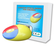 Small Infant Mini Optical Mouse - Colour Coded for Children Kids Child