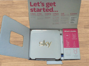 SKY HUB SR101-Z WIRELESS INTERNET BROADBAND ROUTER WHITE BRAND NEW WITH BOX