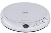 Alba Personal CD Player - Silver