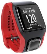 TomTom Runner Cardio GPS Watch - Black