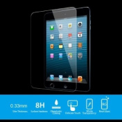 WmicroUK 2014 Latest high quality 0.33 mm 8H explosion-proof tempered glass screen protector for iPad2/3/4